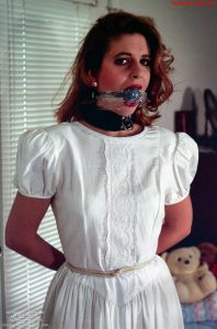 Oh my god, everybody loves her! My first shoot for online publication on 2/2/1994. Such a beautiful young lady - we did 3 shoots - all magical. She just had it. She had it all.