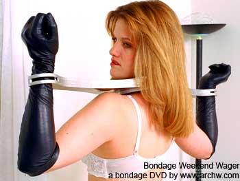 Bondage wager