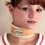 Young Woman jacketed and collared