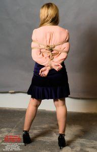 Brianne Blue - business wear - takate kote
